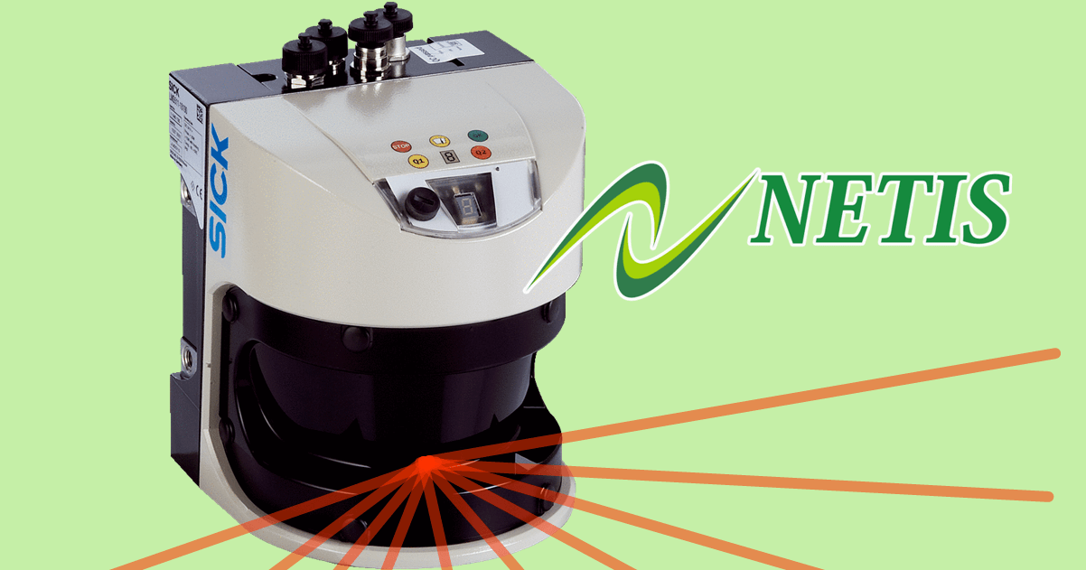 レーザーバリアシステム NETIS登録商品(安全対策商品)
